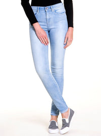 Jeans Skinny - High Rise | Light Blue