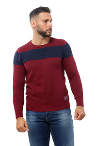 Trendy Sweater | Bordeaux