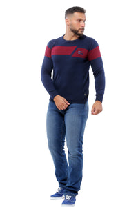 Trendy Sweater | Dark Navy