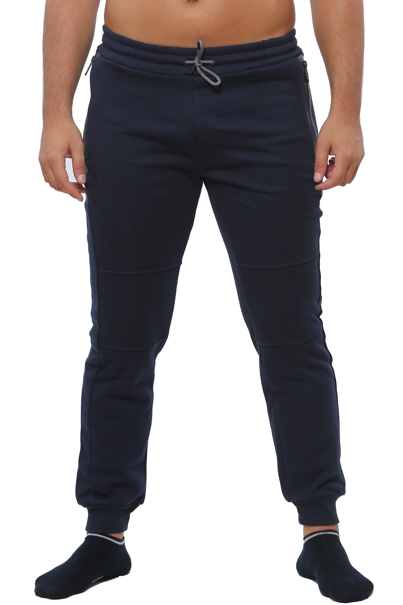 Slim Fit : Jogging Pant | Dark Navy