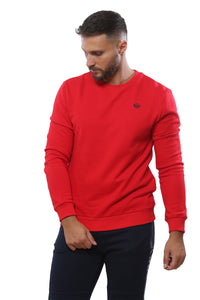 Basic Sweatshirt |  Red