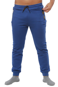 Slim Fit : Jogging Pant | Blue