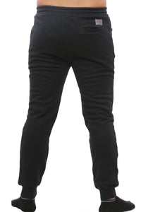 Slim Fit : Jogging Pant | Black