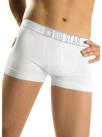 Boxer Shorts | White