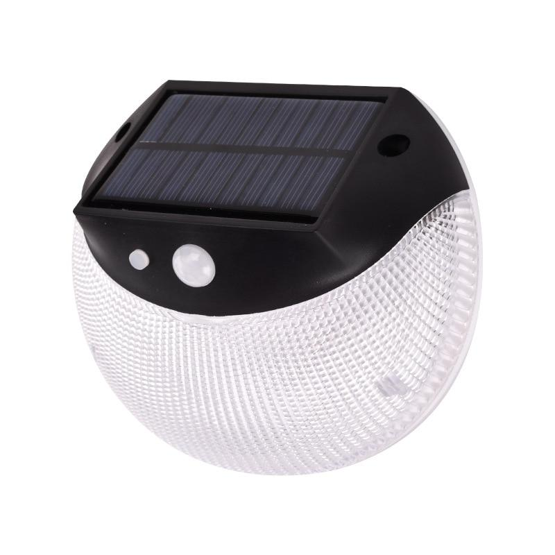 lampe solaire jardin ronde