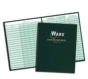 Ward Class Record Book: Number 910L