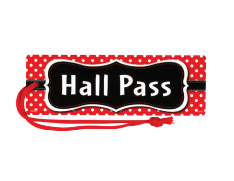 Hall Pass-Magnetic