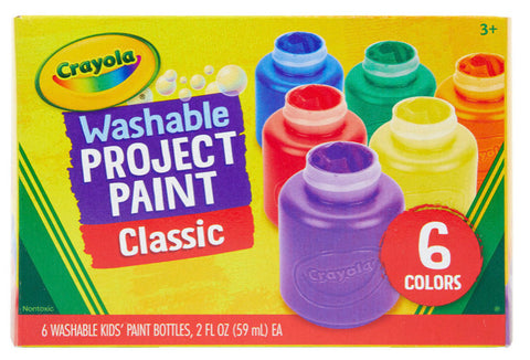 Crayola Washable Project Paint