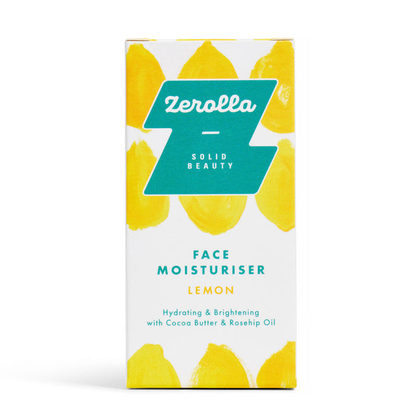 Face Moisturiser 100ml - Lemon