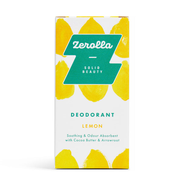Deodorant 100ml - Lemon