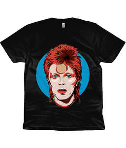 David bowie Ziggy Stardust t shirt - unisex fit