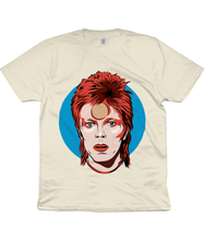 Load image into Gallery viewer, David bowie Ziggy Stardust t shirt - unisex fit