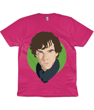 Load image into Gallery viewer, Sherlock t shirt - unisex fit