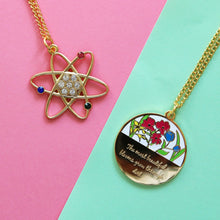 Load image into Gallery viewer, Atom necklace - WAS £12