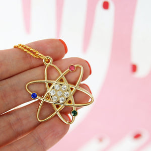 Atom necklace - WAS £12