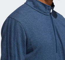 Load image into Gallery viewer, ADIDAS 3 STRIPE 1/4 ZIP
