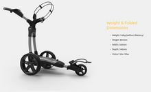 Load image into Gallery viewer, POWAKADDY FX 5 ELECTRIC CART