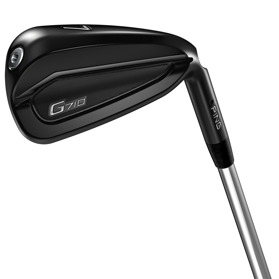 PING MEN'S G710 IRONS 5 to PW,UW GRAPHITE SHAFT