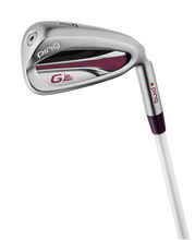 "Load image into Gallery viewer, PING GL E 2 WOMEN""S COMBO 7 HYBRID/IRON SET"