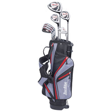 Load image into Gallery viewer, JUNIOR TOUR EDGE GOLF SET HL - J RED SET (age 9 to 12)