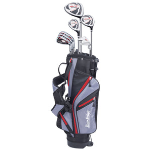 JUNIOR TOUR EDGE GOLF SET HL - J RED SET (age 9 to 12)