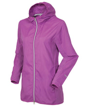 Load image into Gallery viewer, SUN ICE WOMEN'S BLAIR PACKABLE WATER-REPELLENT WIND JACKET WITH HOOD