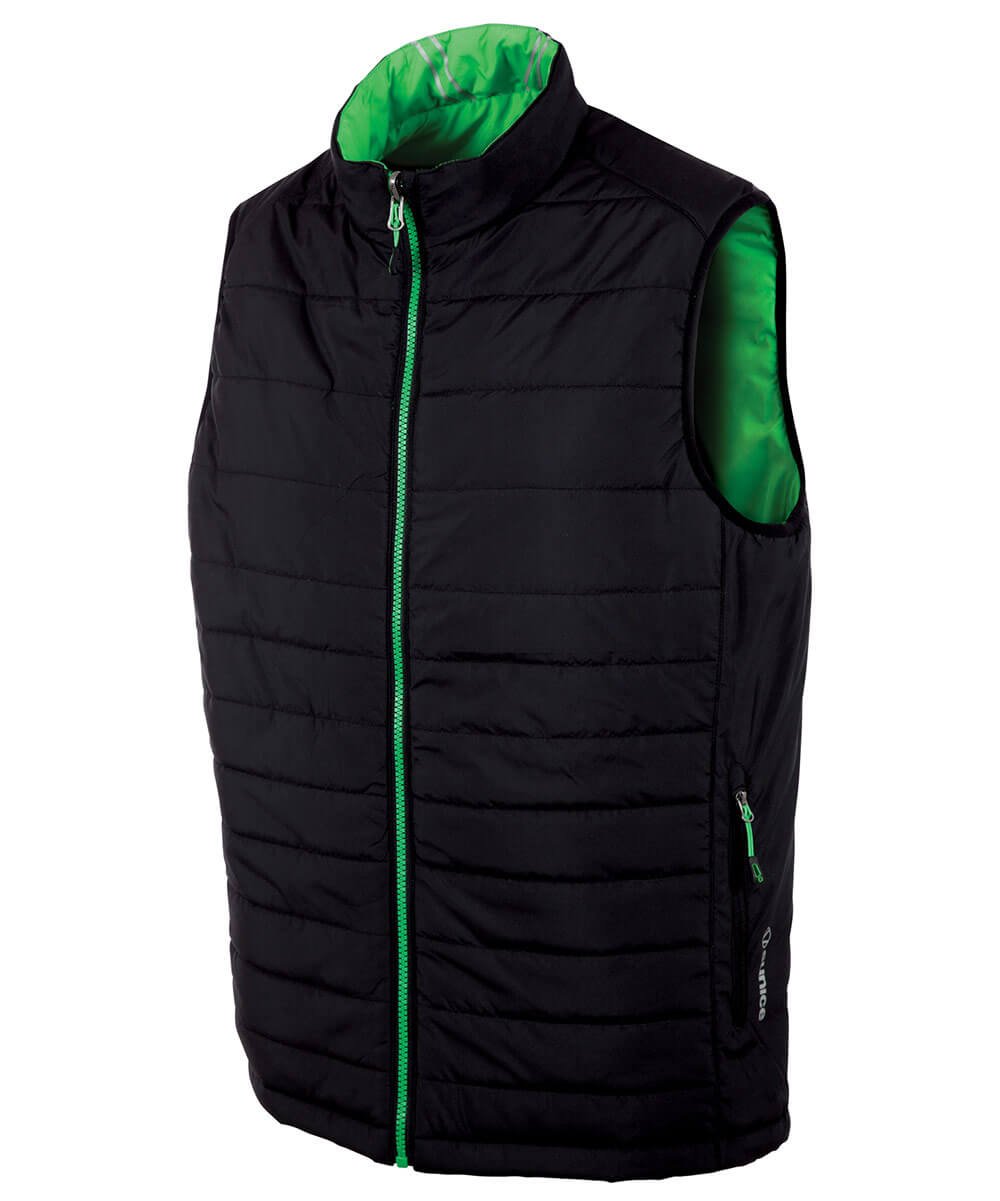 SUN ICE MEN'S MICHAEL REVERSIBLE LIGHTWEIGHT THERMAL STRETCH VEST