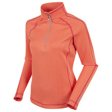 Load image into Gallery viewer, SUN ICE WOMEN'S MEGAN SUPERLITEFX STRETCH THERMAL QUARTER-ZIP PULLOVER