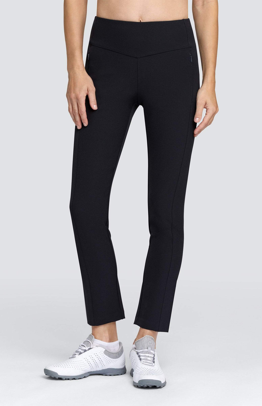 TAIL BOND PANT - ONYX BLACK