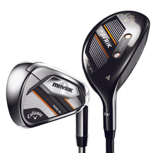 Load image into Gallery viewer, CALLAWAY LADIES MAVRIK MAX-W LITE COMBO SET W/ GRAPHITE SHAFTS