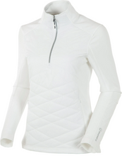 Load image into Gallery viewer, SUN ICE WOMEN'S DAISEY HYBRID THERMAL STRETCH HALF-ZIP LILY PULLOVER