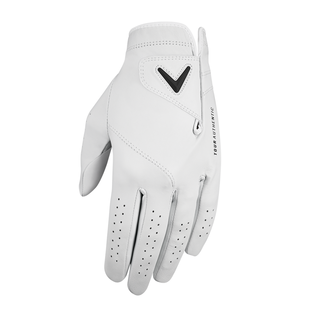CALLAWAY TOUR AUTHENTIC LEATHER GLOVE