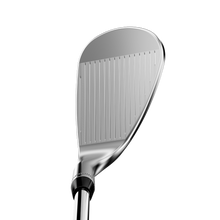 Load image into Gallery viewer, CALLAWAY JAWS MD5 PLATINUM CHROME WEDGE W/ DG 115 TOUR STEEL SHAFTS