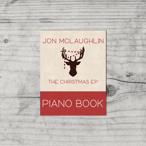 The Christmas EP - Physical Piano Book