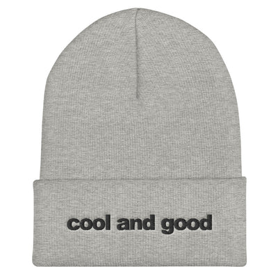 cool and good beanie