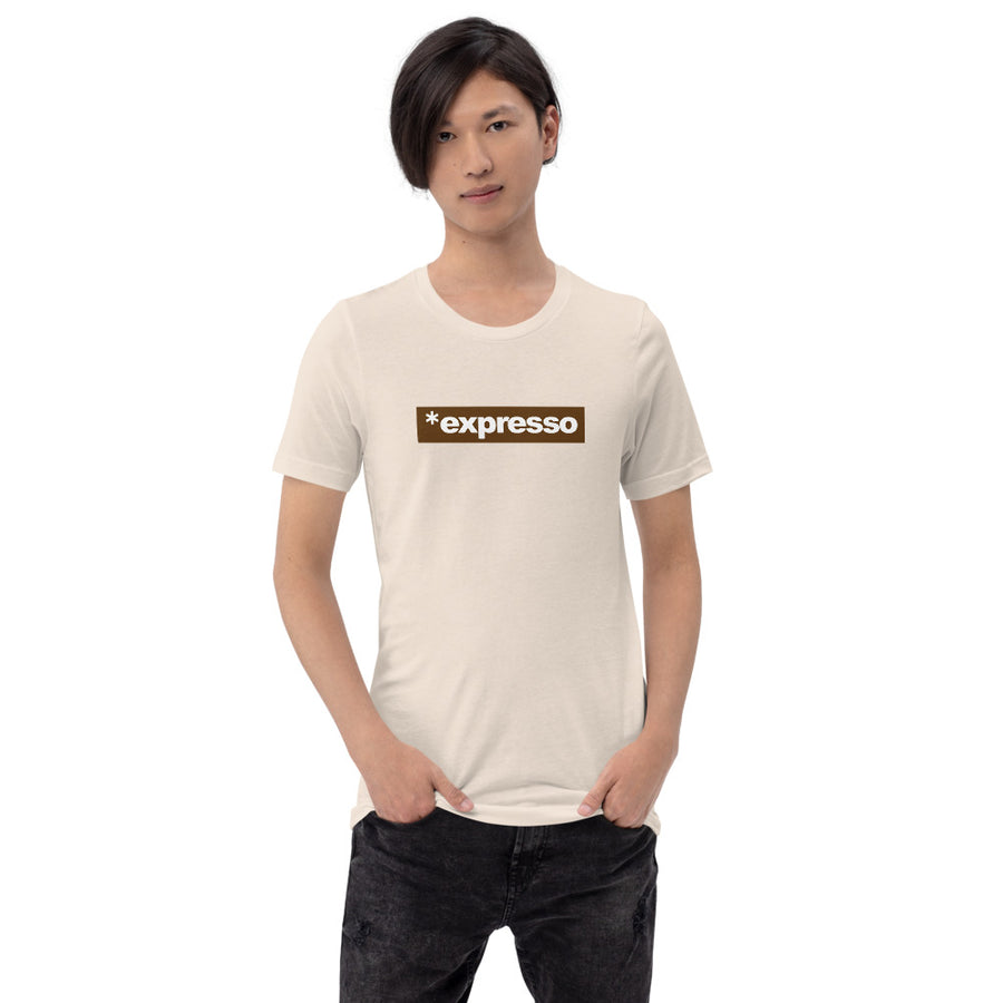 RIPOFF expresso tee