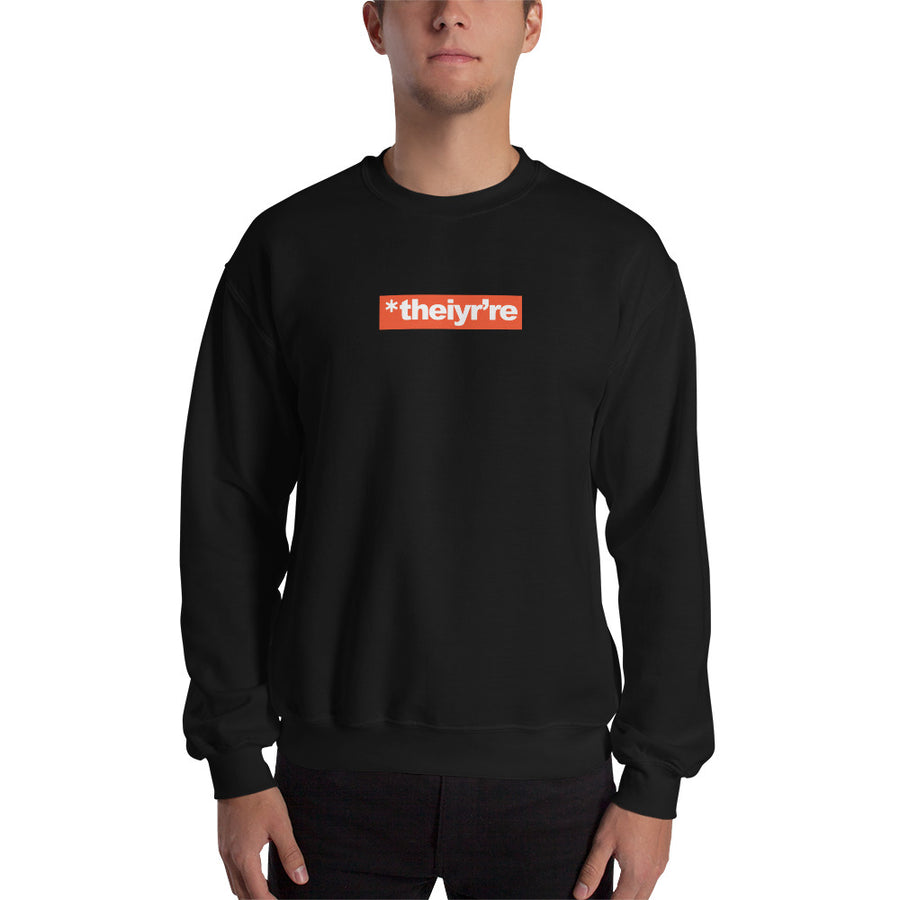 RIPOFF theiyr're sweatshirt