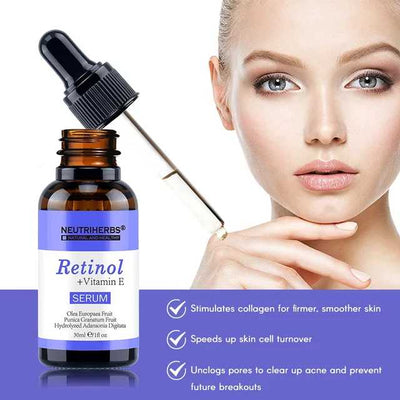 Neutriherbs Skin-Care Natural Vitamin E Retinol Serum