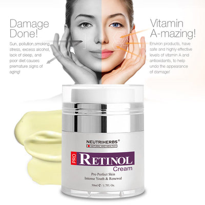 Neutriherbs Skin-Care Anti-aging Moisturizing Vitamin A Retinol Cream