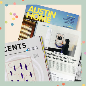 Nole is featured in Austin Home magazine!