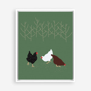 Chickens - Nole Creative