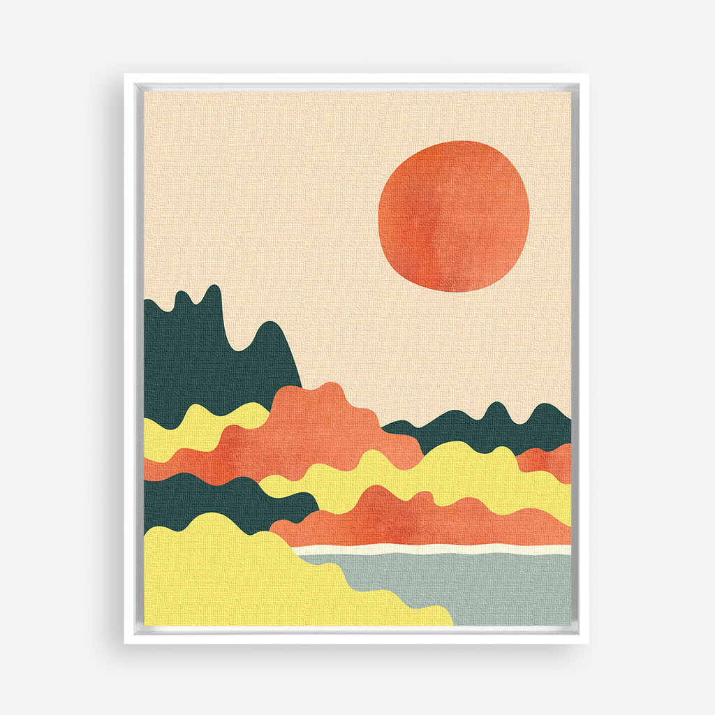 Loud Sunset - Nole Creative