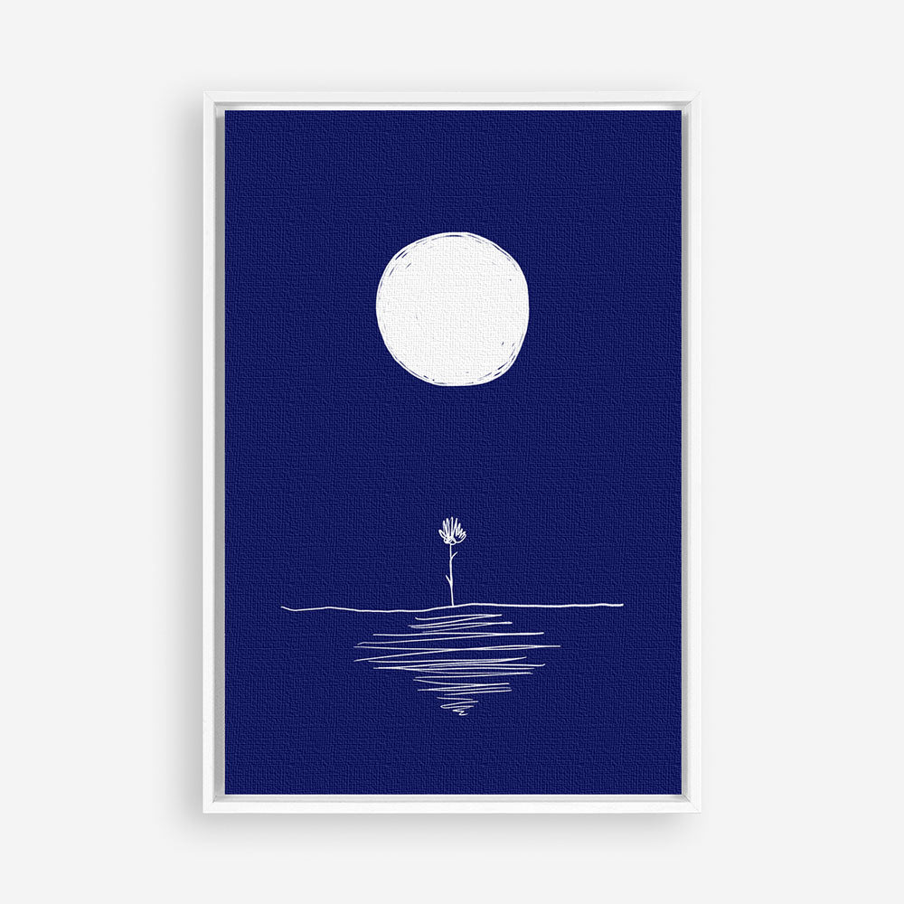 Moon Reflection - Nole Creative