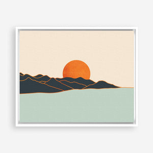 Lake Sunrise - Nole Creative
