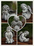 4-Statues-Anges
