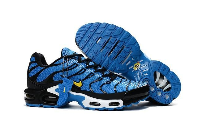 En segundo lugar Curiosidad oscuro  NIKE AIR MAX PLUS TN Men Shoes – ThunderBolt