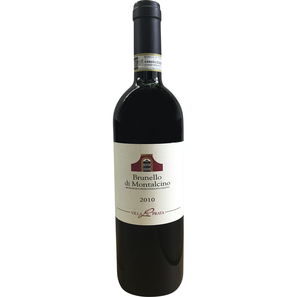 BRUNELLO DI MONTALCINO 2010 VLP 750ML