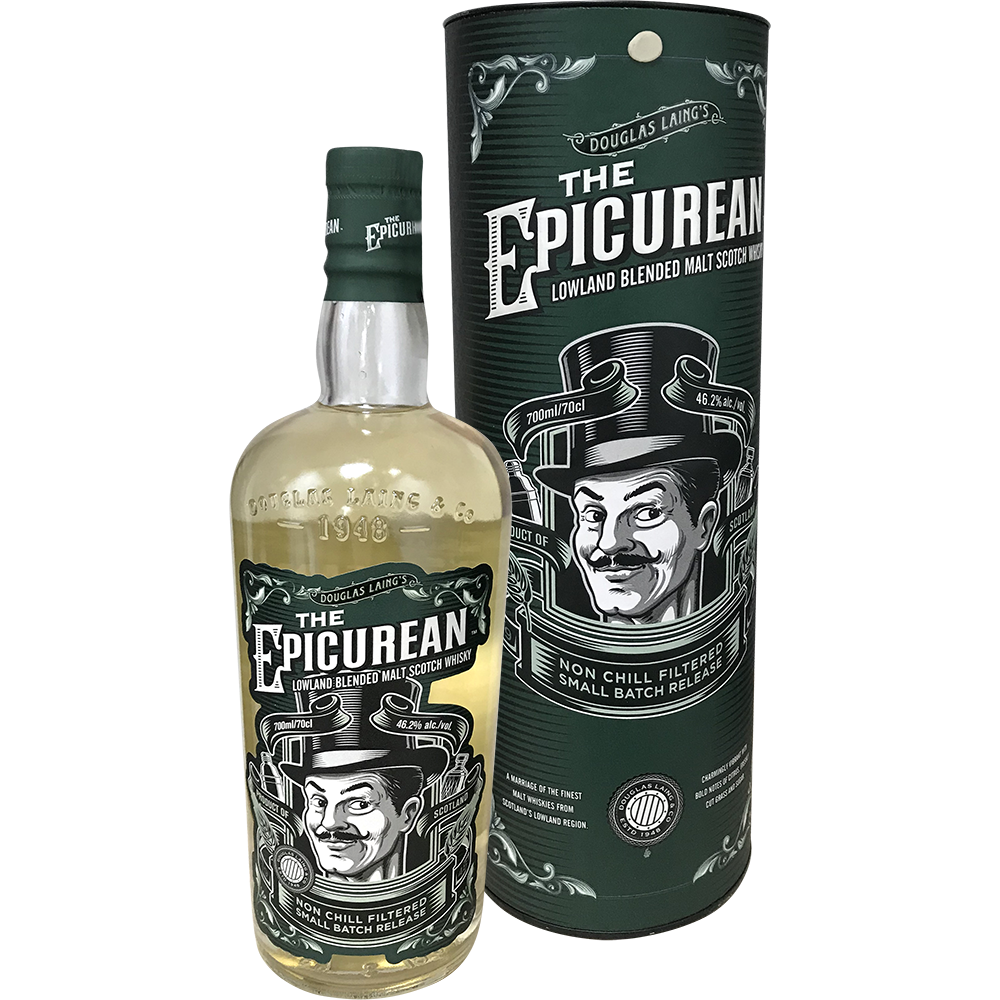 THE EPICUREAN SCOTCH WHISKY