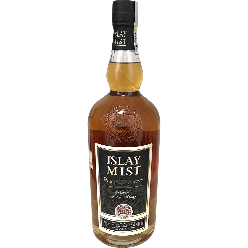 ISLAY MIST SCOTCH WHISKY PEATED RESERVE