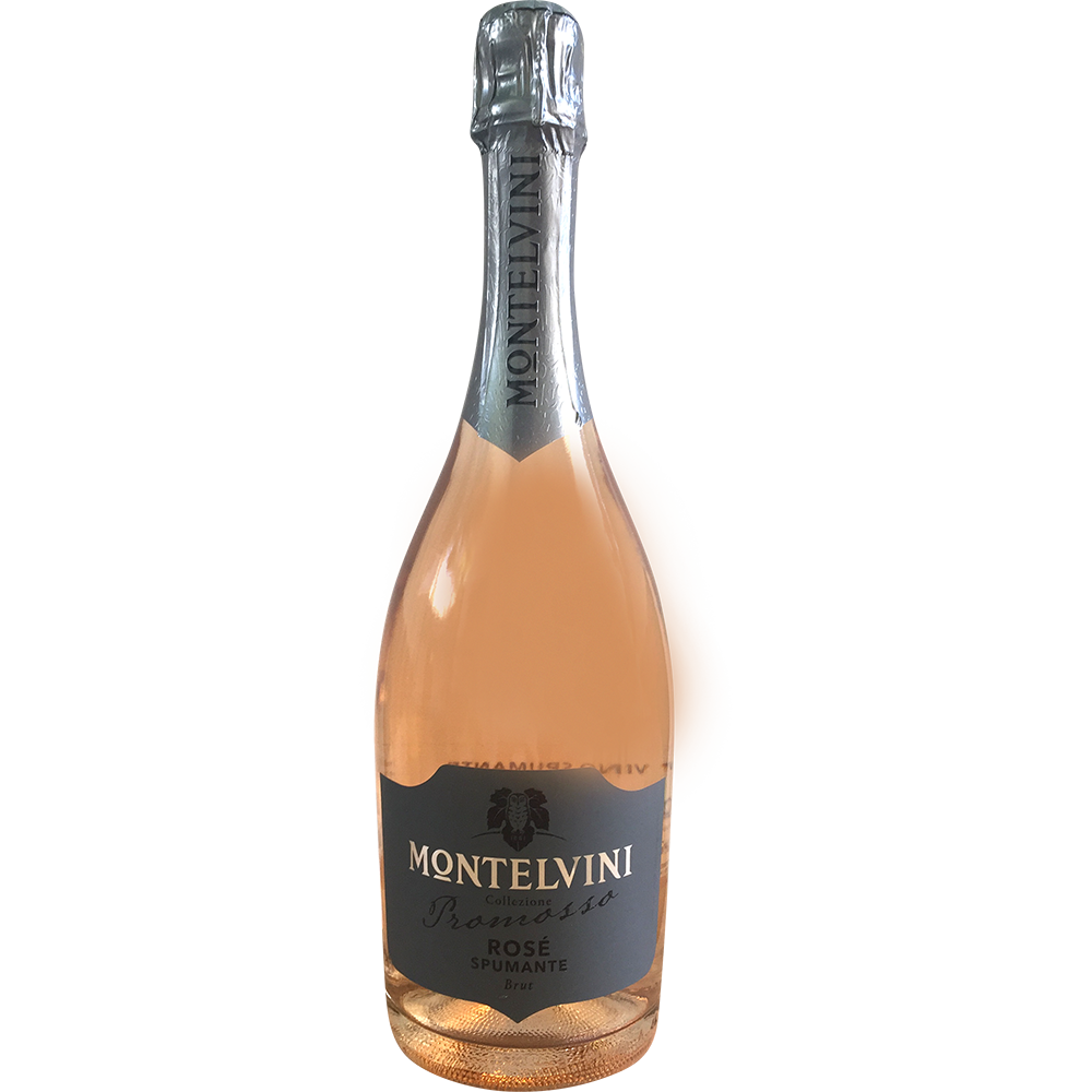 MONTELVINI ROSE BRUT 750ML